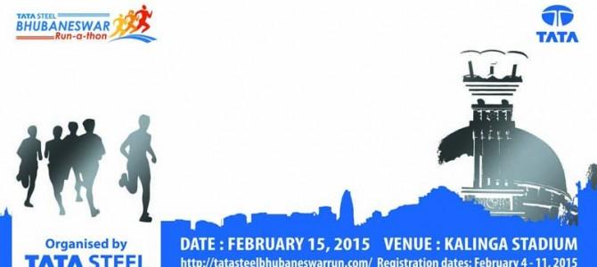 Tata Steel Bhubaneswar Half Marathon will be a yearly event on January 10