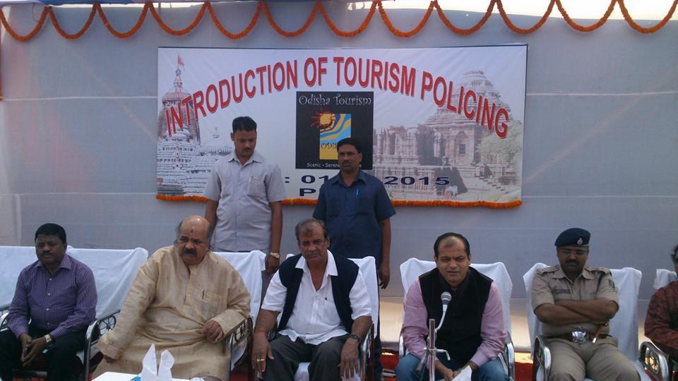 tourism policing in odisha