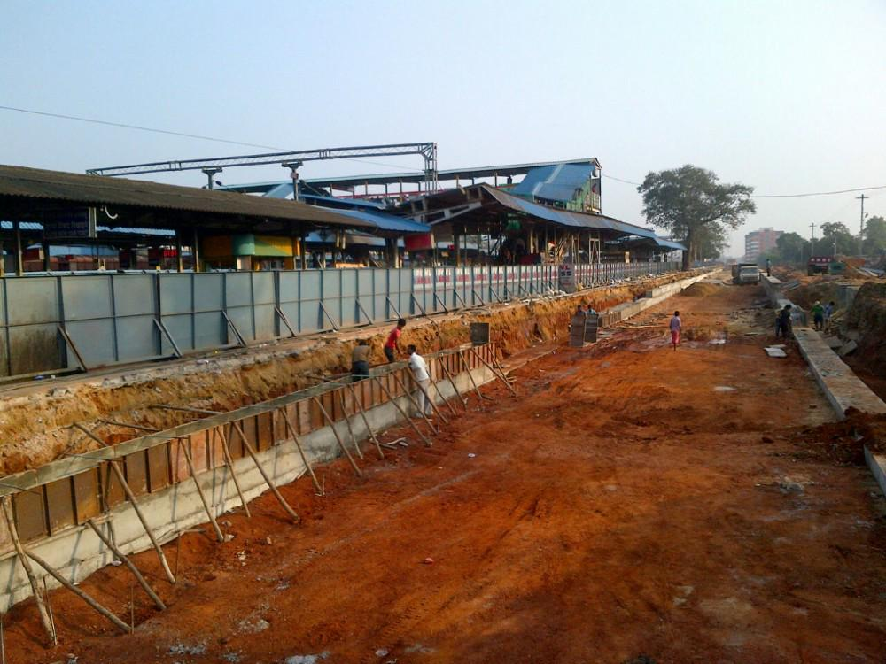platform 5 and 6 in bbsr railway
