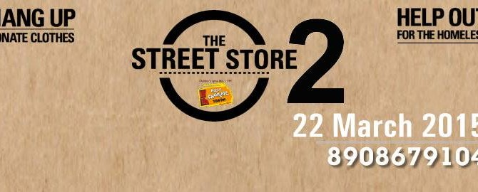 The Street Store is back in Bhubaneswar this time at Patia