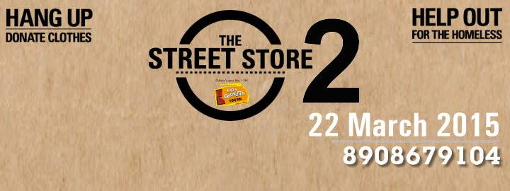 street store is back