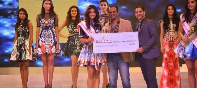 Femina Miss India Contestant from Odisha wins Miss Rampwalk & Miss Vivacious