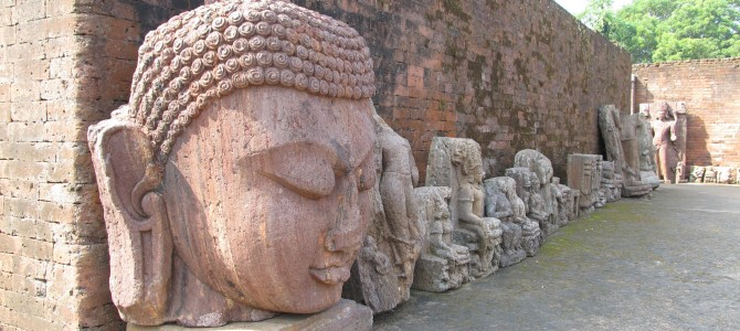 ODISHA-II: The Land of Hundred Monasteries A nice blog by Travel_नामा