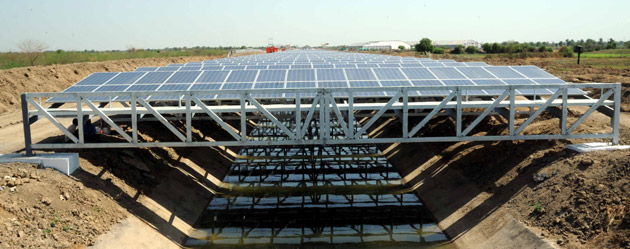 Canal top Solar Project coming soon in Odisha
