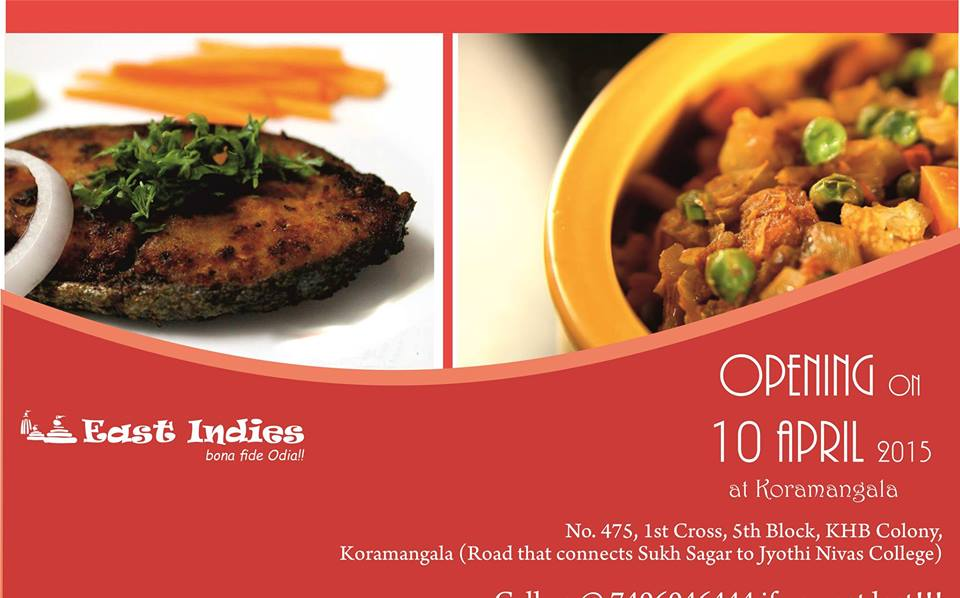 east indies odia restaurant bangalore bbsrbuzz