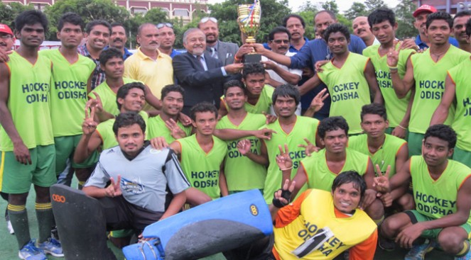 hockey odisha wins title bhubaneswar buzz