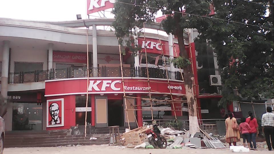 KFC bhubaneswar buzz2