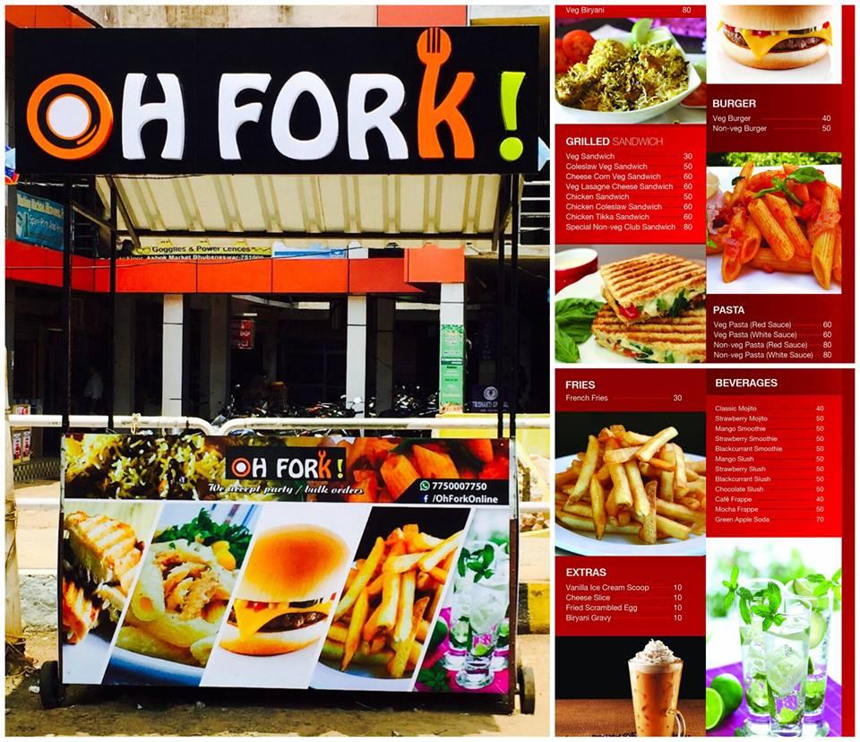 oh fork restaurant bhubaneswar buzz 2
