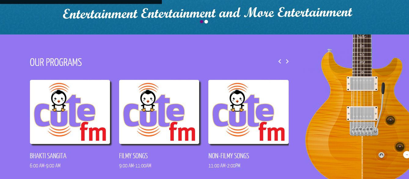 Cute FM channel Bhubaneswar buzz