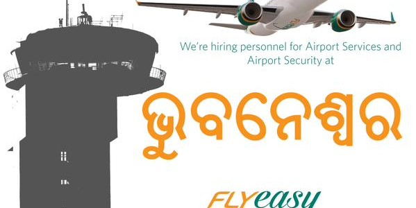 Hope of new flights as Fly Easy Airways Starts Hiring in Bhubaneswar