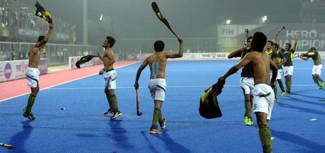 Remember the Bhubaneswar Incident in Hockey by Pakistan Team Recently
