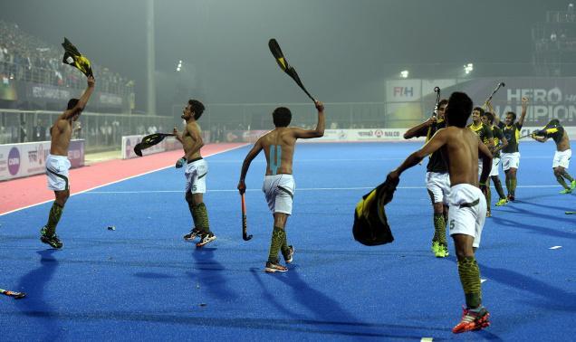 bhubaneswar pak hockey match