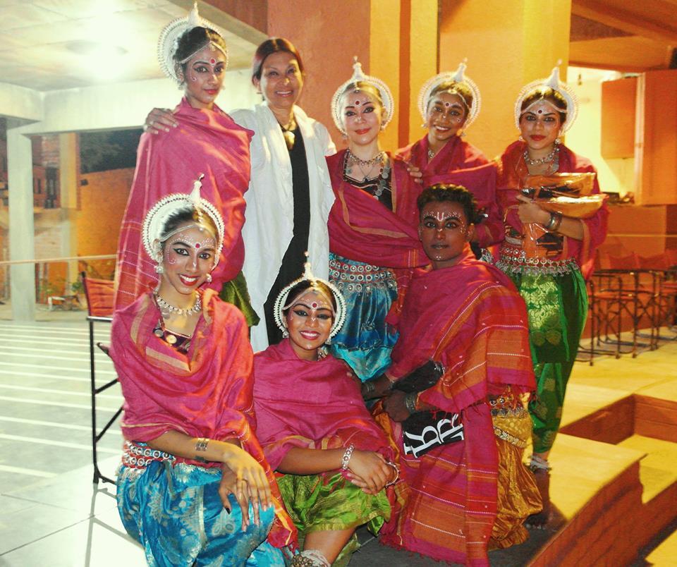 malaysian dancers odissi