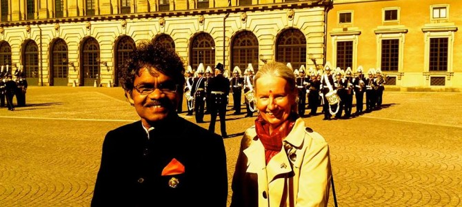 This Valentines Day Don't miss Story of Odisha man who cycled from India to Sweden … for love