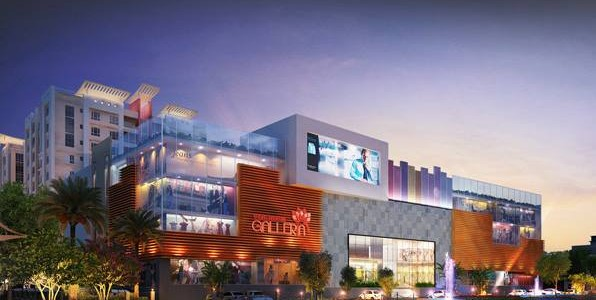 Shopping mall with multiplex Utkal Kanika Galleria Coming up in Bhubaneswar by 2016