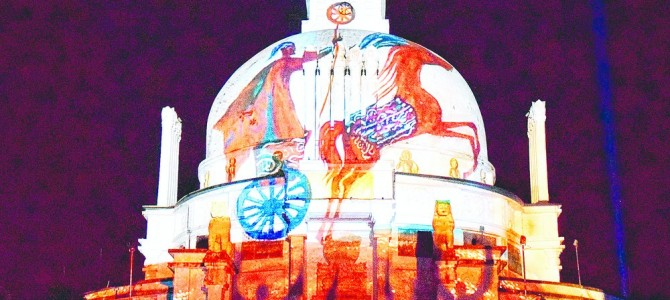 Dhauli Light and Sound Show of King Asoka to go live this week