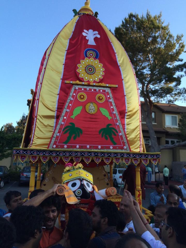 Rathyatra sunnyvale bhubaneswar buzz 1