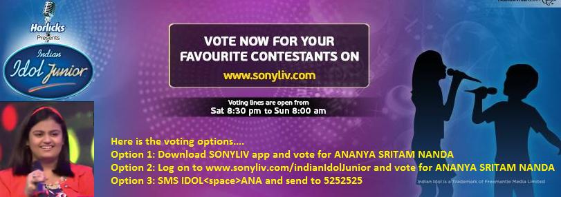 anany vote