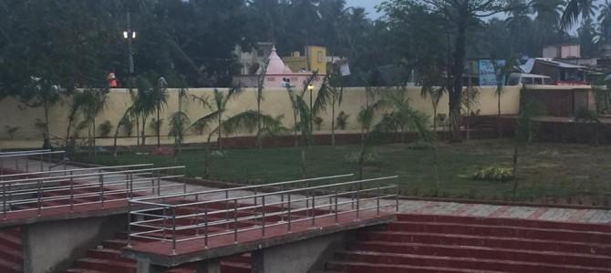 Puri Atharnala Beautification Work in Progress