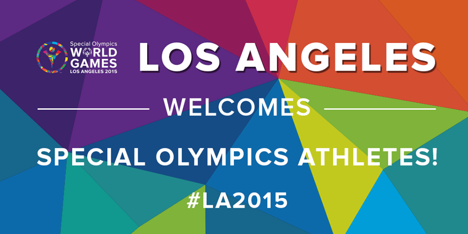 los angeles speical olympics athletes