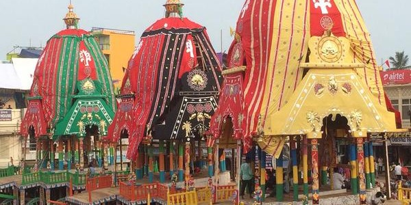 Jagannath Rath Yatra 2015 in Puri : Full recorded Version Link here