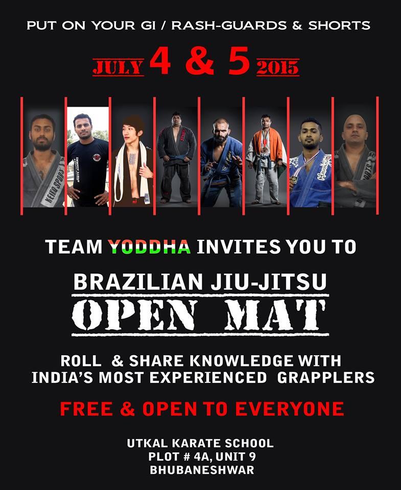 yoddha fighting champ 1