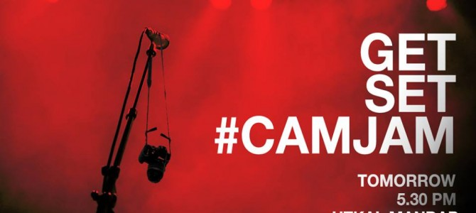 CAMJAM a concert in Bhubaneswar for World Photographers Day on 19th August