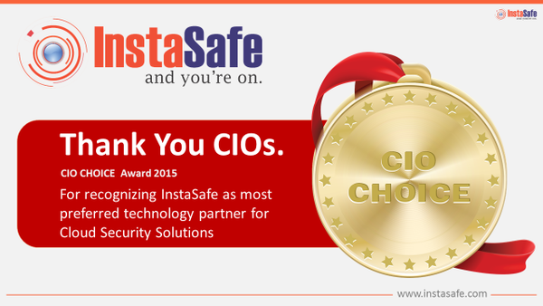 CIO angel network instasafe bbsrbuzz