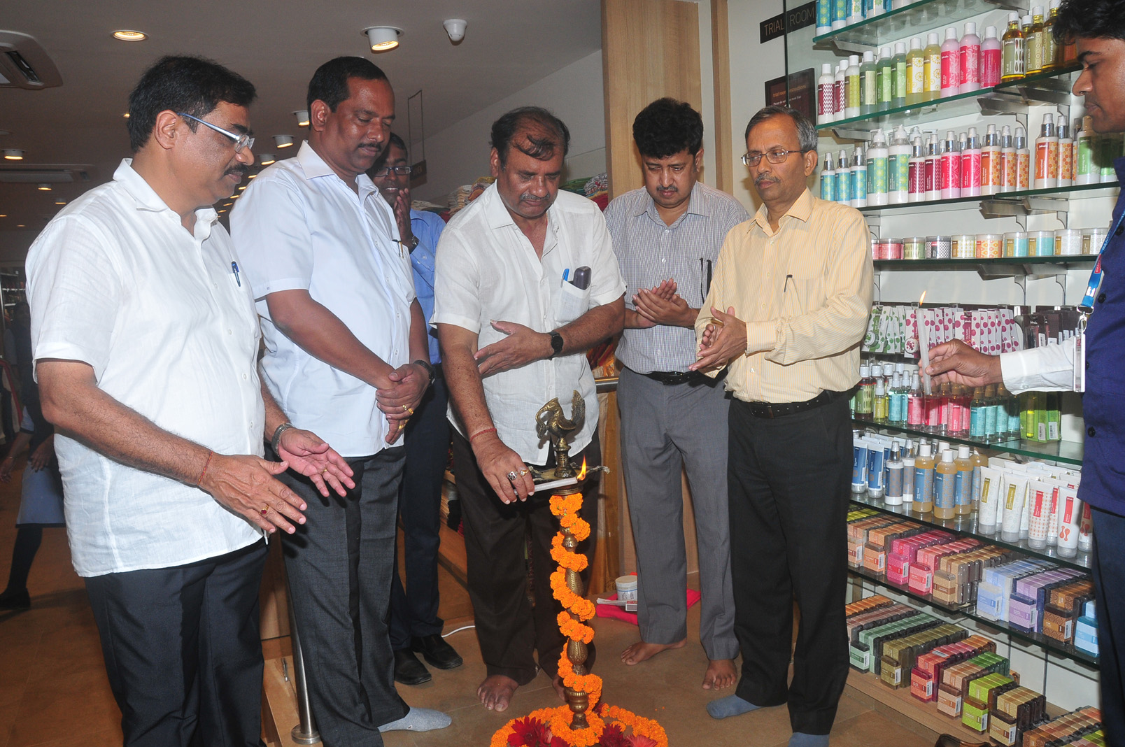 Fabindia 3rd largest store inauguration_1
