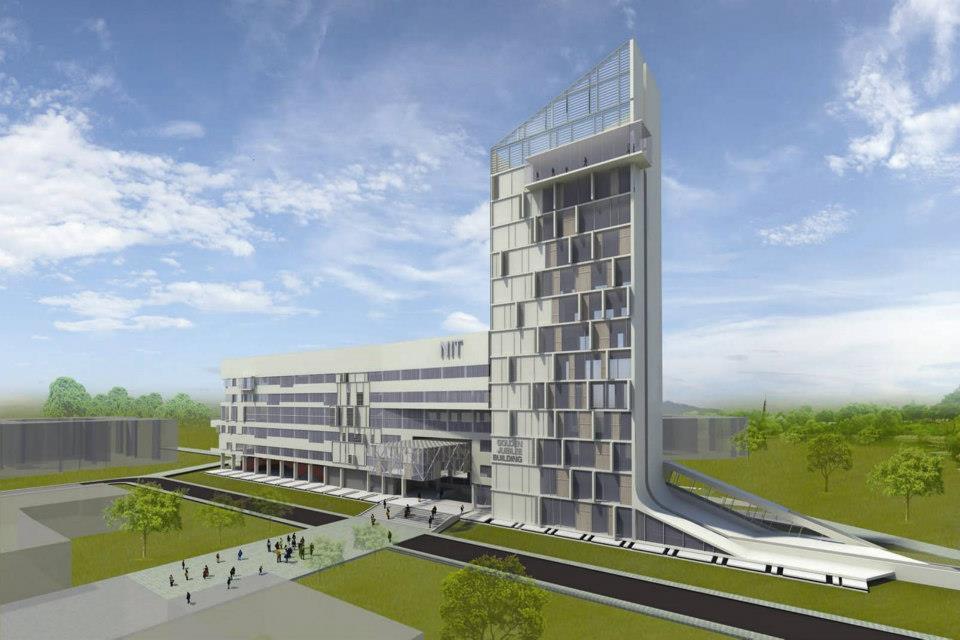 NIT Rourkela building