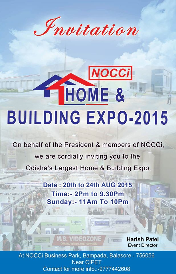 Nocci business park expo balasore 2