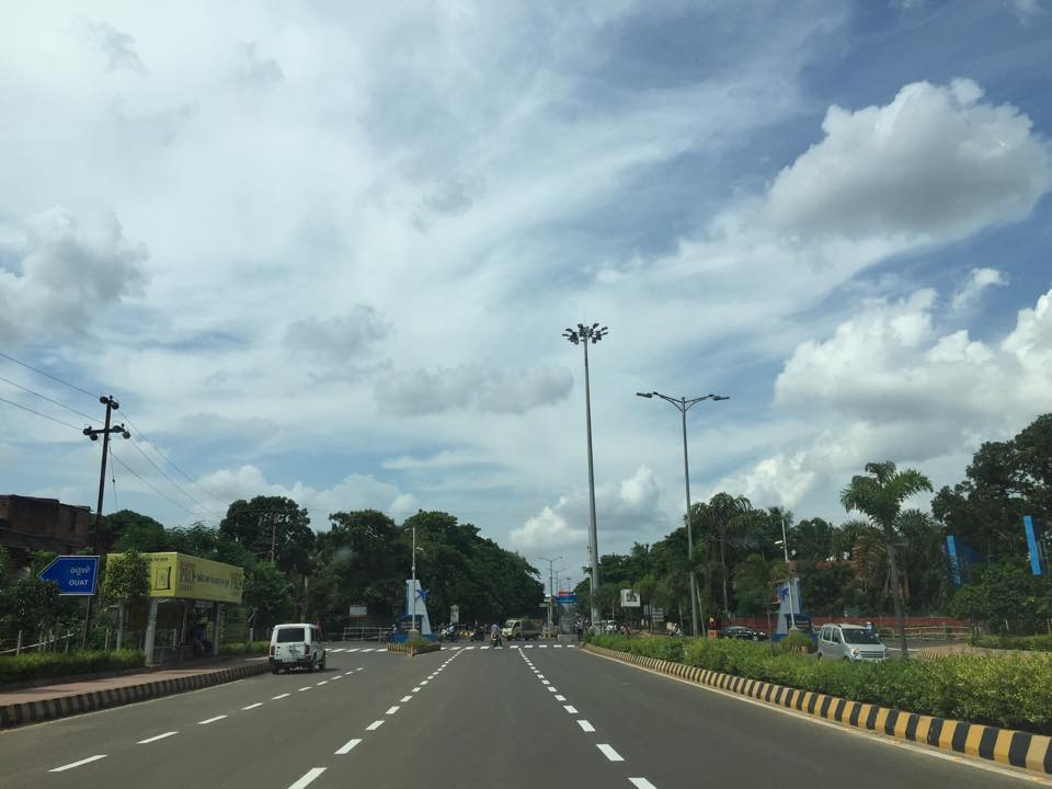 bhubaneswar roads 2