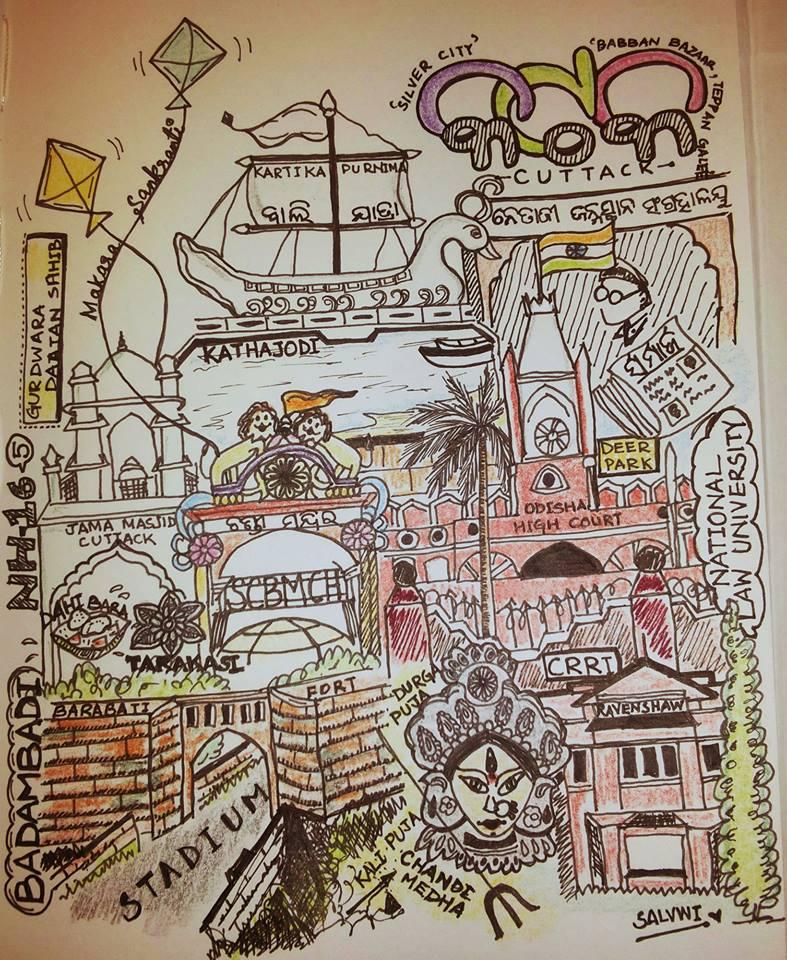 cuttack doodle bhubaneswar buzz