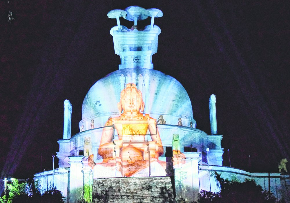 dhauli light and sound show bbsrbuzz 1