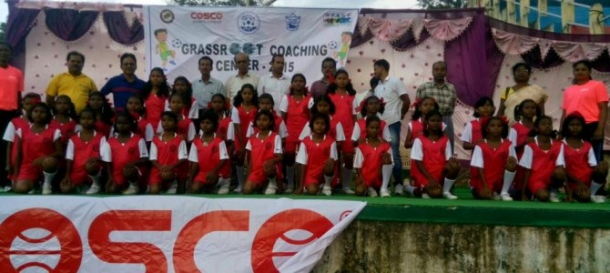Football Association Odisha opens Grassroots Football Center in Sundargarh