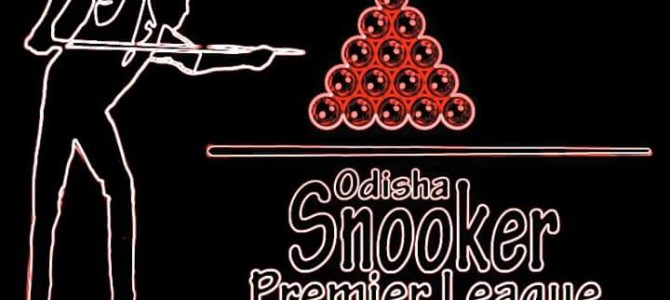 First ever Odisha Snooker Premier League starts this September 2nd