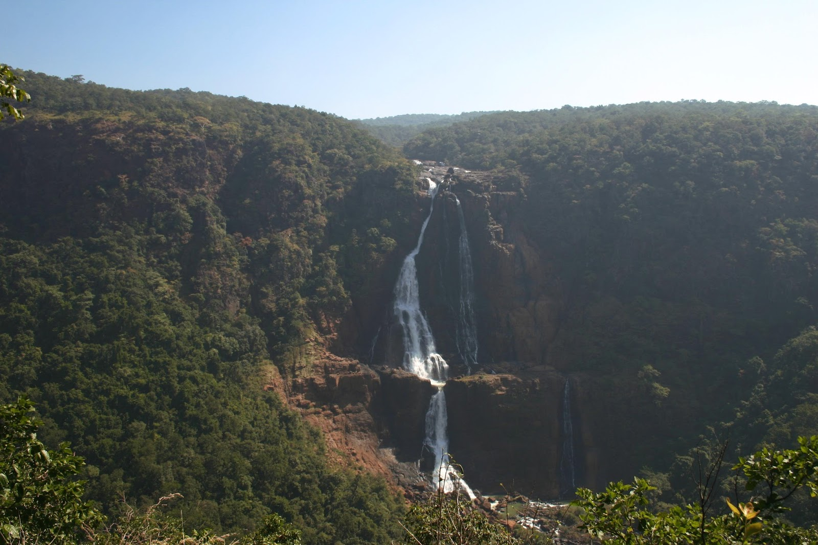 Bareipani Waterfall in Similipal