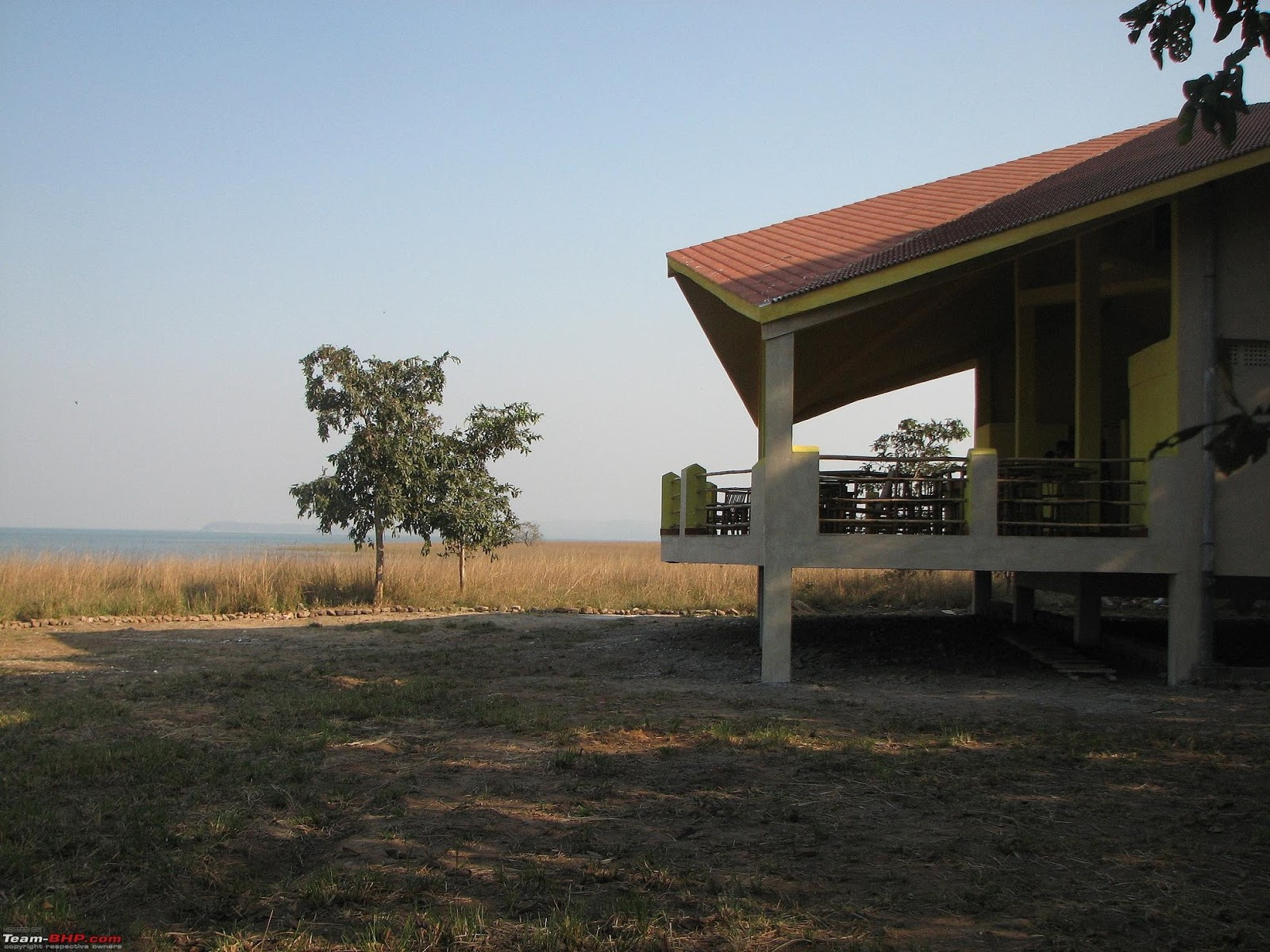 Forest Rest House in Debrigarh Wildlife Sanctuary