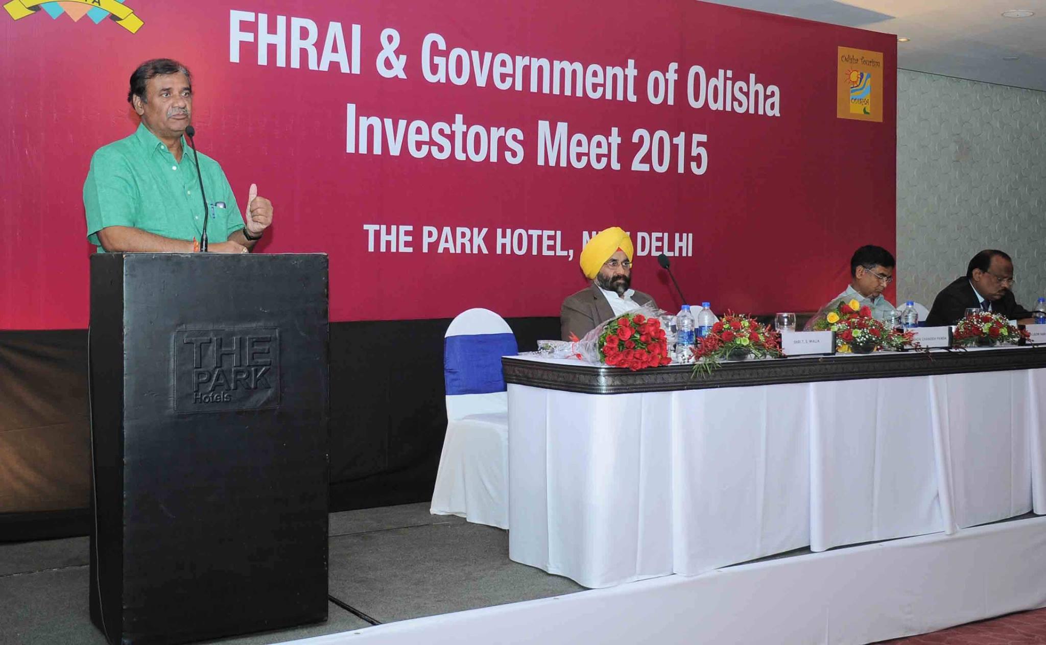 FHRAI odisha govt meet bhubaneswar buzz