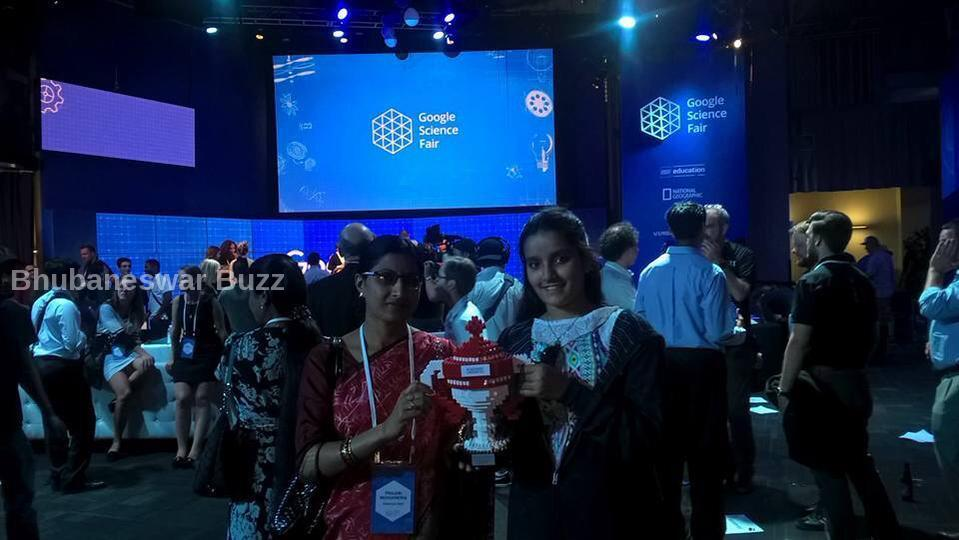 Google science fair odisha student 2