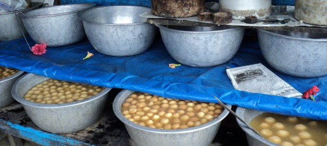 Rasagola existed in Odisha Prior to 1500 AD