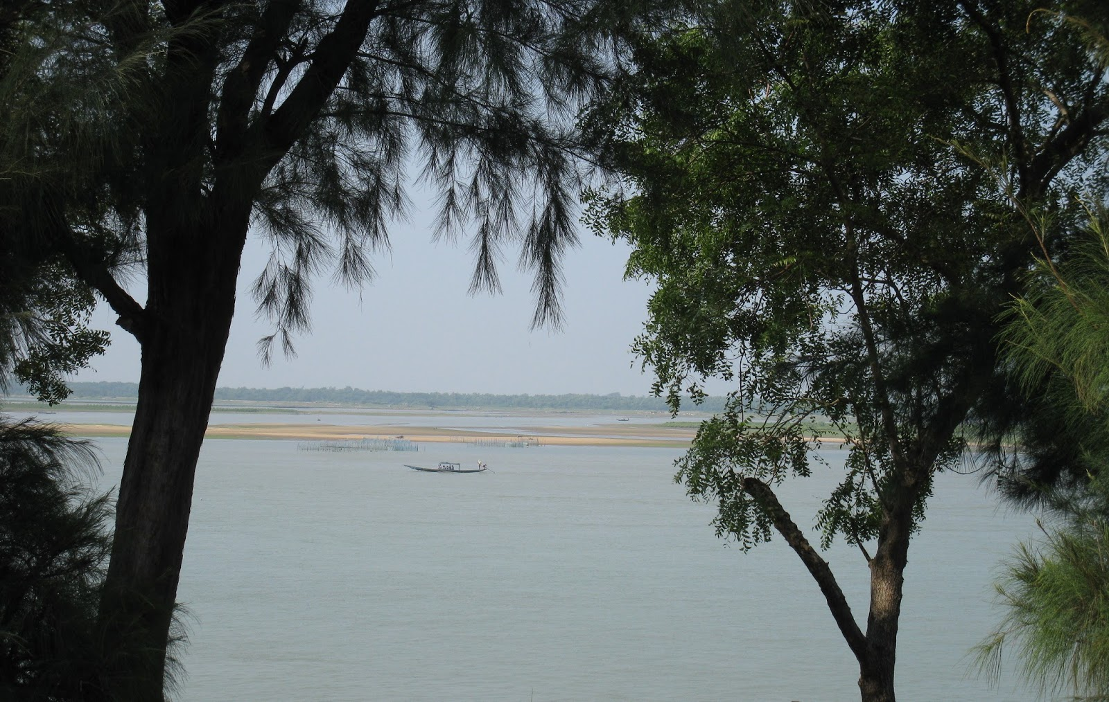 Sea Mouth Island in Satpada