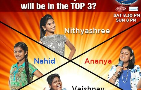 Will Ananya Nanda of Bhubaneswar Win Indian Idol Junior ? Dont miss Finale
