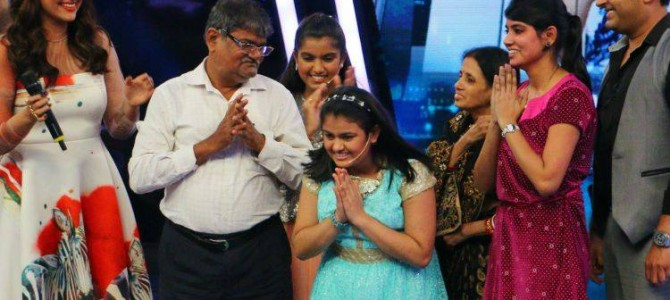 Indian Idol Junior Winner from Odisha Ananya Nanda signs deal with Universal Music India