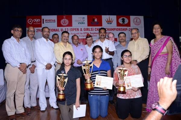 odisha girl wins silver in U-13 chess