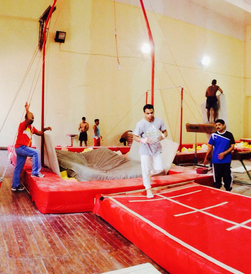 rakesh patra odisha gymnastics bhubaneswar buzz