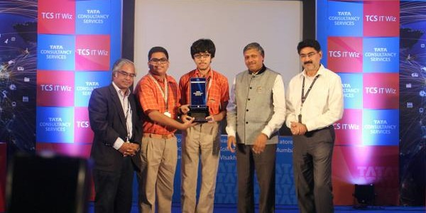 SAI International School crowned champions for TCS IT Wiz 2015 held in the city