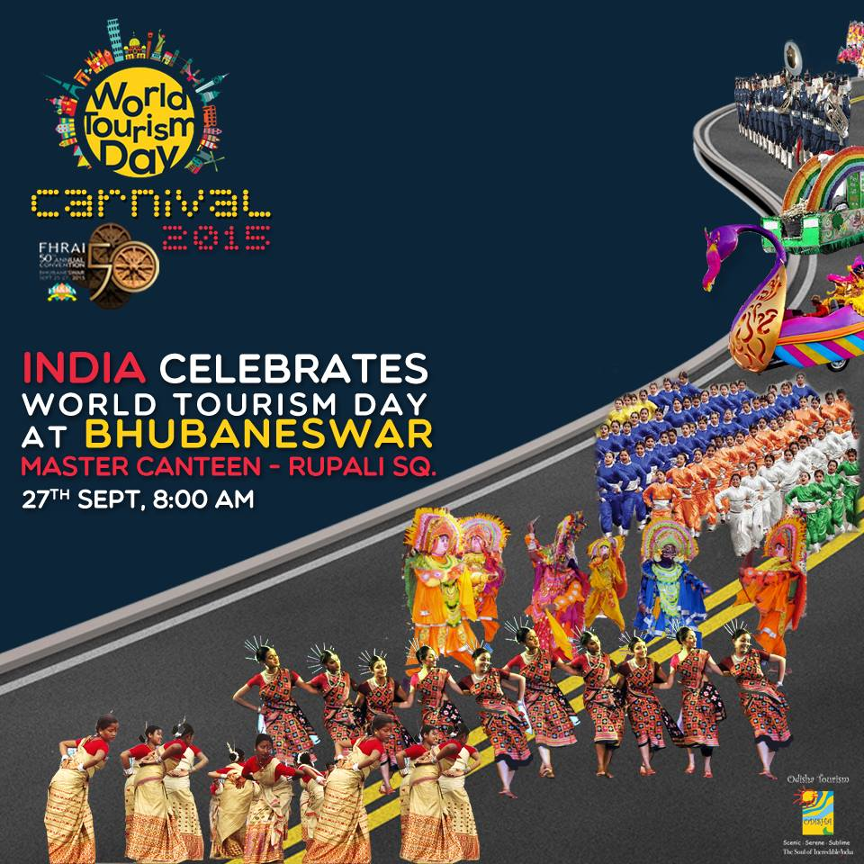 world tourism carnival bhubaneswar buzz