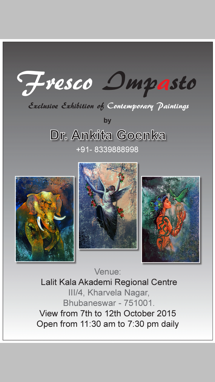 Contemporary painting exhibition bhubaneswar buzz 1