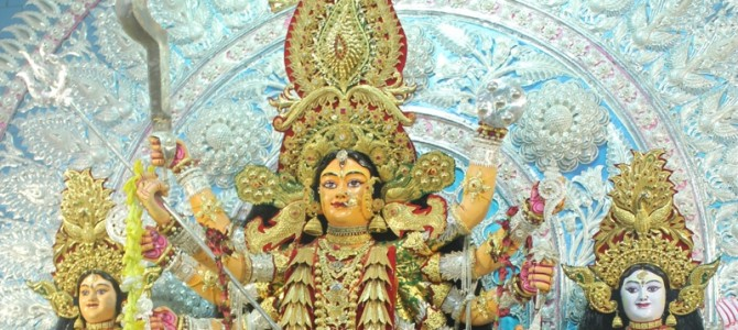 In Cuttack, Durga Puja is a golden affair, literally : A nice blog by Diana Sahu